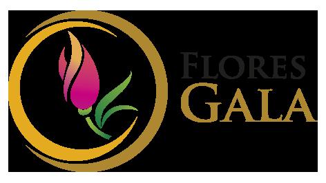 Flores Gala Floristeria Arreglos Florales Decoracion Logo